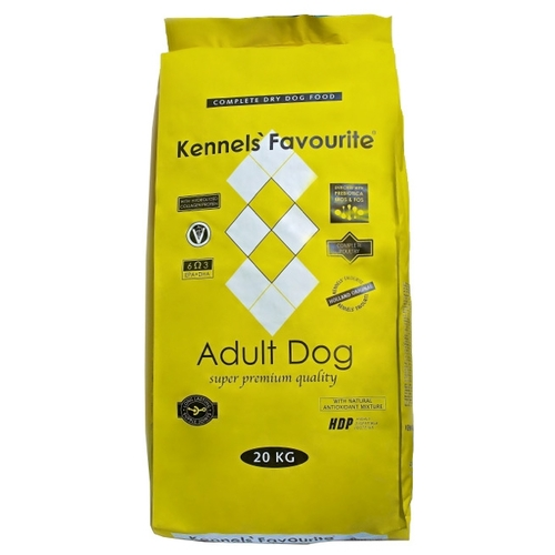 Корм для собак Kennels Favourite Adult Dog (20 кг)