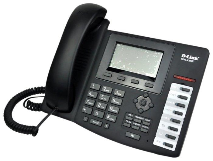 D-link VoIP-телефон D-link DPH-400SE/E/F3