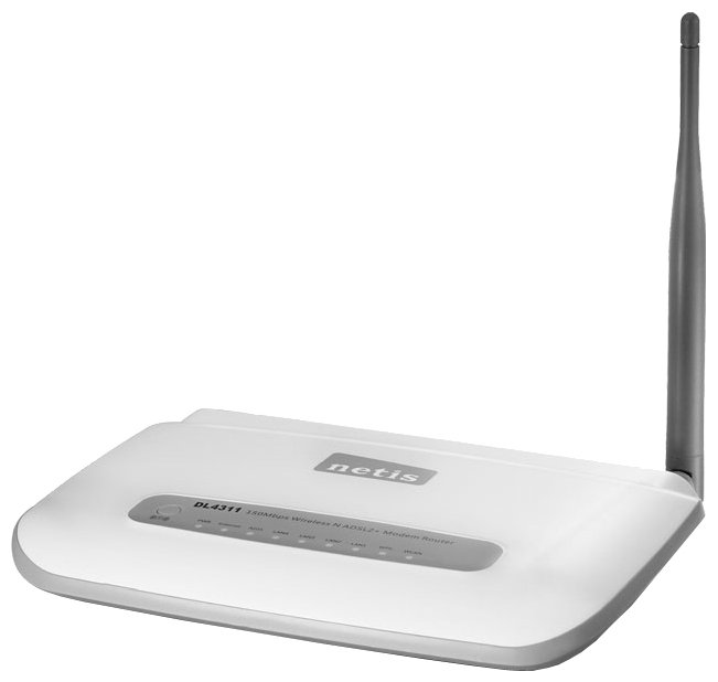 Wi-Fi роутер netis DL4311