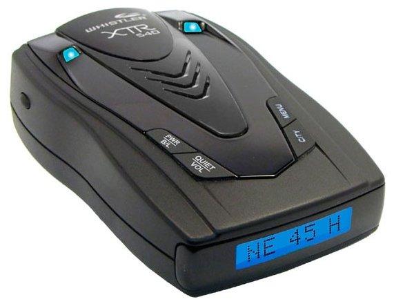 Whistler XTR-540