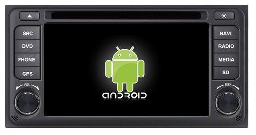Navitrek Android NT-6210 Toyota