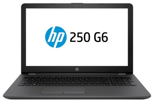 "Ноутбук HP 250 G6 (4LT41ES) (Intel Core i5 7200U 2500 MHz/15.6""/1920x1080/8GB/256GB SSD/DVD нет/AMD Radeon 520/Wi-Fi/Bluetooth/DOS)"