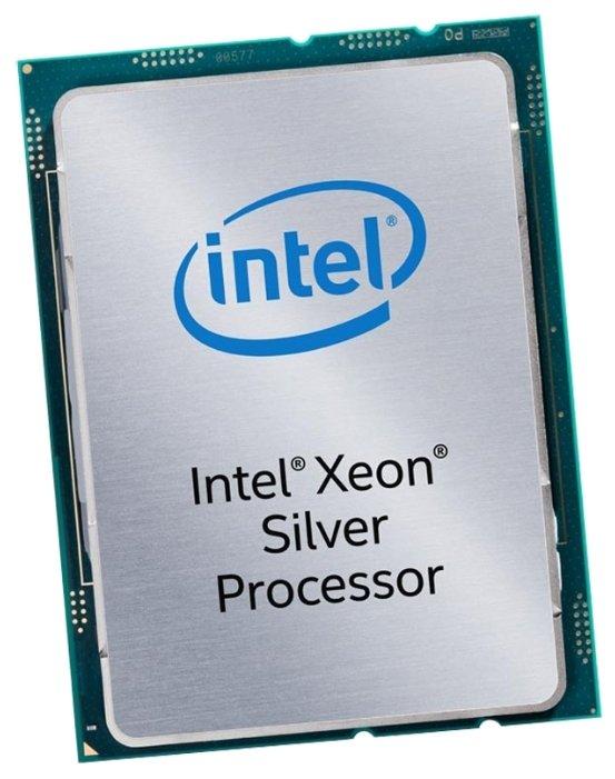 Intel Процессор Intel Xeon Silver 4114 Skylake (2017) (2200MHz, LGA3647, L3 14080Kb)