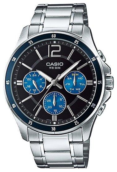 Наручные часы CASIO MTP-1374D-2A