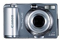 Фотоаппарат Canon PowerShot A40