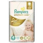 Pampers Premium Care 4 (8-14 кг)