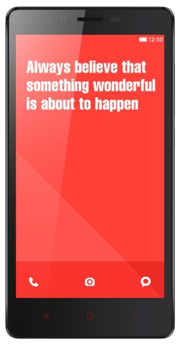 Смартфон Xiaomi Redmi Note enhanced