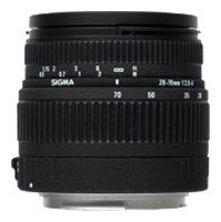 Sigma AF 28-70mm f/2.8-4 DG Minolta A