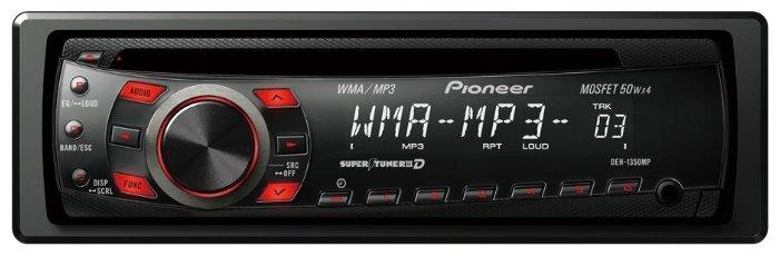 Автомагнитола Pioneer DEH-1350MP
