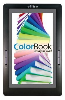 effire Электронная книга effire ColorBook TR703