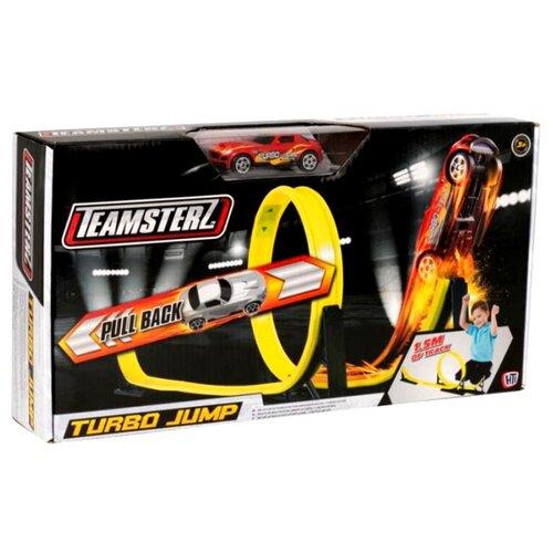 Купить Трек HTI Teamsterz Turbo Jump, Детские треки и авторалли