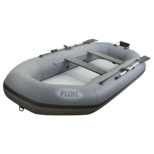 Надувная лодка Flinc F300TLA серый по цене 20 900