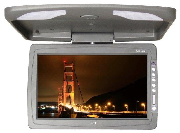 Автомобильный монитор ACV AVM-1401