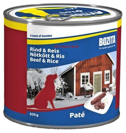 Корм для собак Bozita говядина 635г