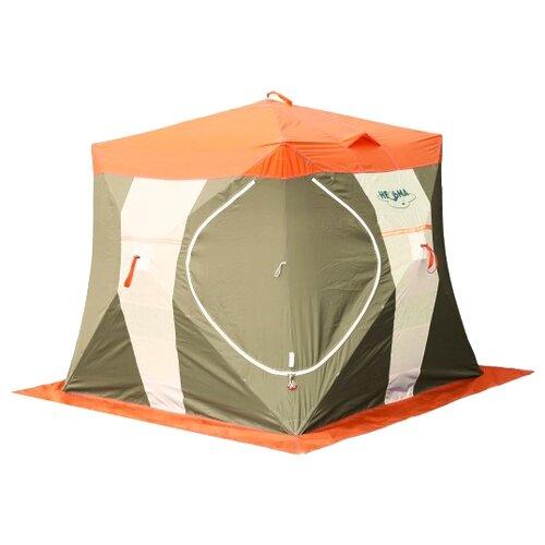 Фото - Палатка Митек Нельма Куб-1 оранжевый палатка митек нельма 1