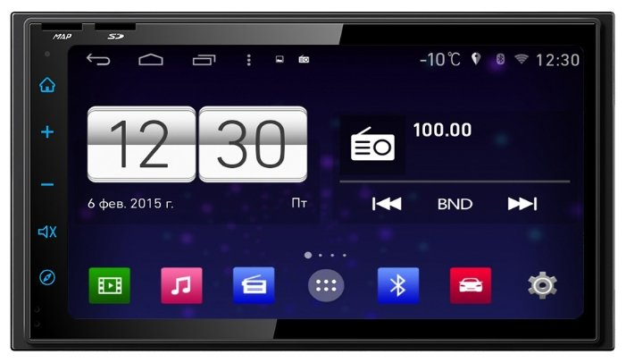 FarCar s160 Nissan на Android (m807)