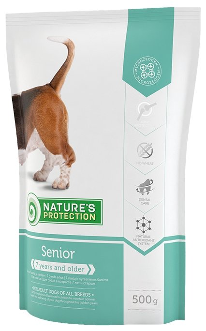 Корм для собак Nature's Protection Senior dog