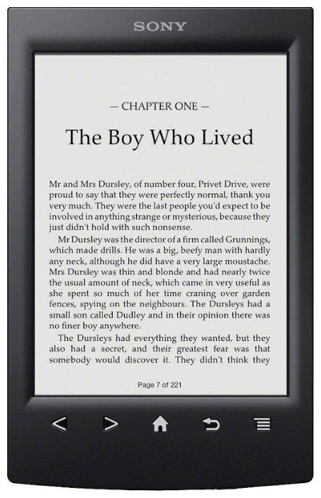 Sony Электронная книга Sony PRS-T2