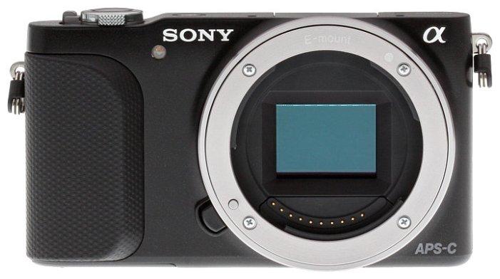 Sony Alpha NEX-3N Body