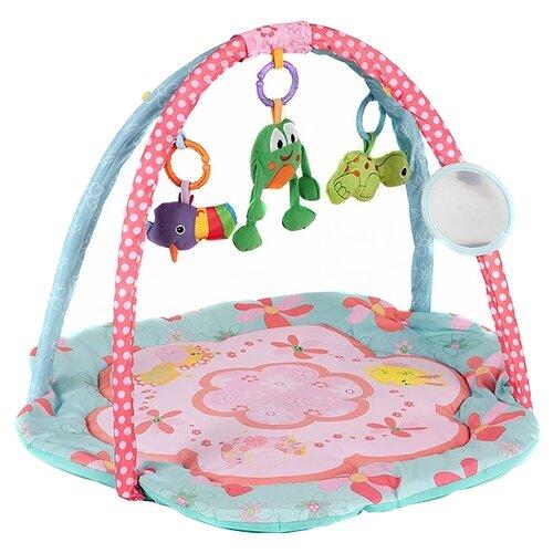 Купить Развивающий коврик Funkids Happy Frog Gym (8830), Развивающие коврики