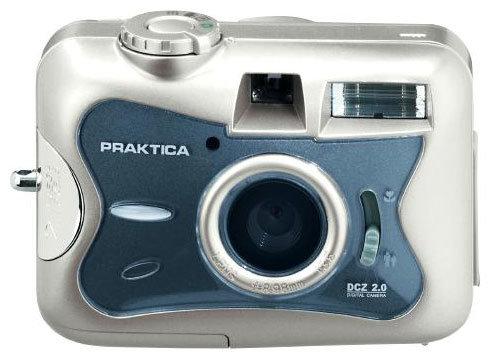 Фотоаппарат Praktica DCZ 3.0