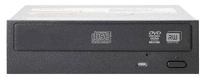 HP Оптический привод HP 624192-B21 Black