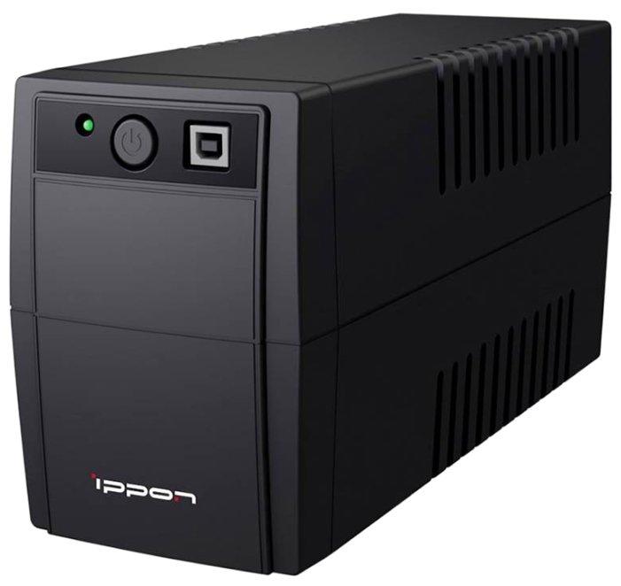 Ippon Back Basic 650 Schuko