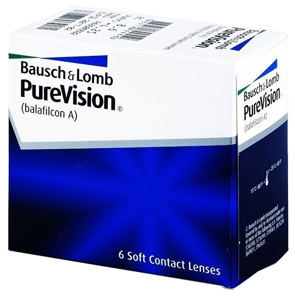 a paper on bausch lomb purevision