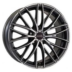 Колесные диски OZ Racing Italia 150 7x17/4x108 D65.1 ET25 Black