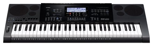 Синтезатор CASIO CTK-7200