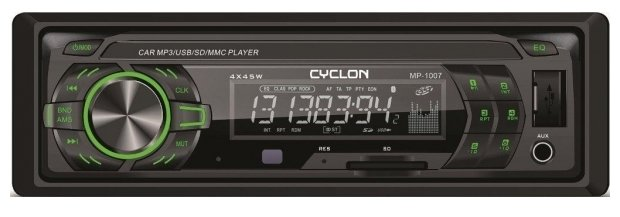 Автомагнитола CYCLON MP-1007