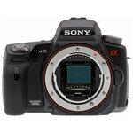 Фотоаппарат Sony Alpha SLT-A35 Body