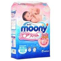 Moony подгузники M (6-11 кг)