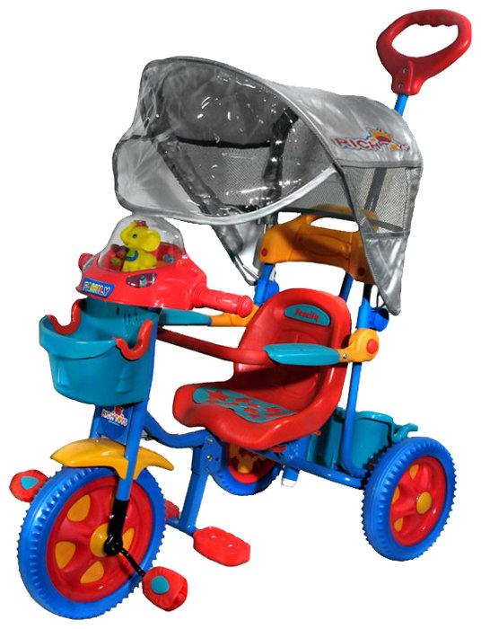Трехколесный велосипед FAMILY F-96662