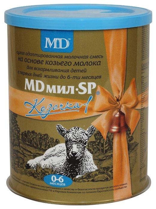 Смесь MD мил Козочка 1 (0-6 месяцев) 400 г