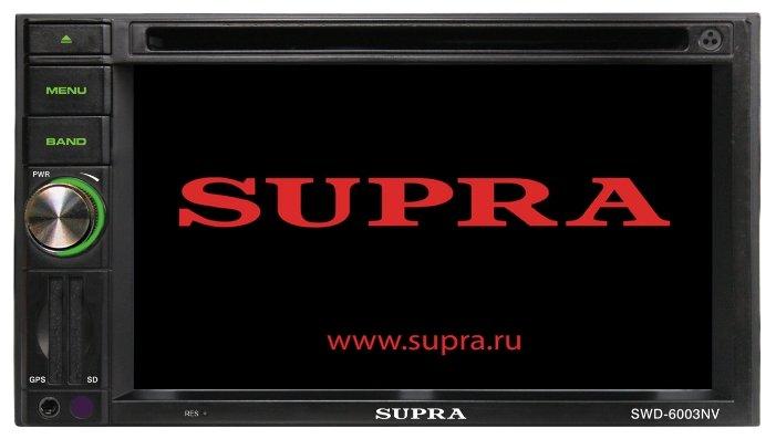 SUPRA SWD-6003NV