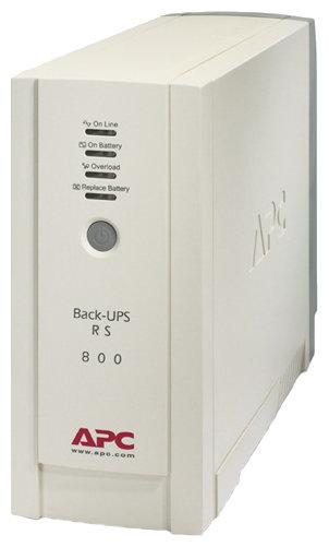 APC by Schneider Electric Back-UPS RS 800VA 230V