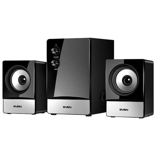 Фото - Компьютерная акустика SVEN MS-90 черный sven ms 2250 черный