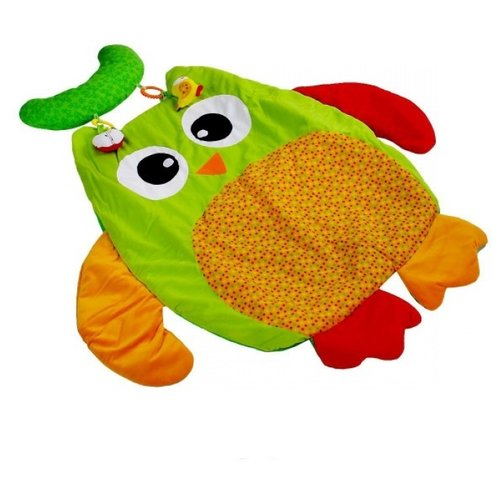 Купить Развивающий коврик I-Baby Сова B-14139, Развивающие коврики