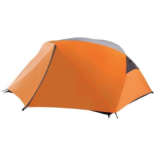 Палатка NORFIN Begna 2 оранжевый/серый