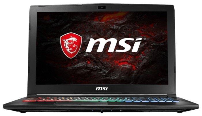 MSI GP62M 7RDX Leopard (Intel Core i5 7300HQ 2500 MHz/15.6