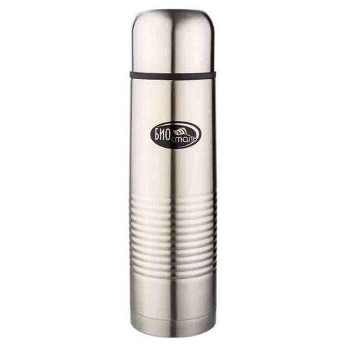 Классический термос Biostal NB-750В (0,75 л) серебристый