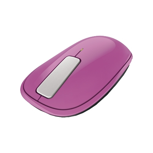Мышь Microsoft Explorer Touch Mouse Limited Edition Dahlia Pink USB