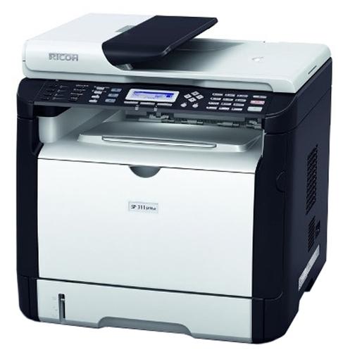 Ricoh Aficio SP 3510SF MFP Fax Drivers Mac