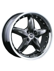 Racing Wheels H-303 6.5x15 5x100 ET 40 Dia 67.1 HS D/P - фото 1