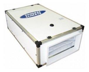 Вентиляционная установка General Climate GA 1100E