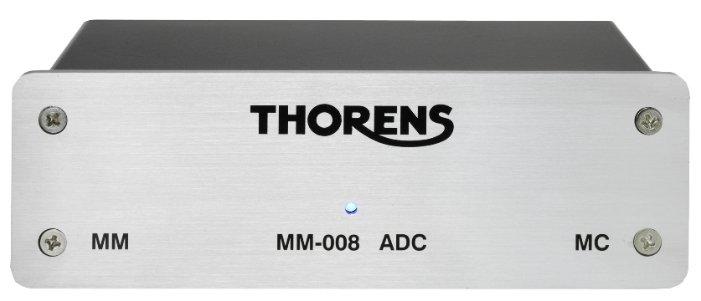 Фонокорректор Thorens MM-008 ADC silver фото 1