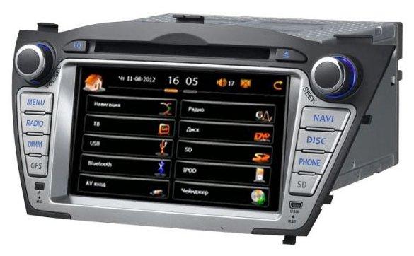 """CarSys Windows CE Hyundai IX 35 7"""""""