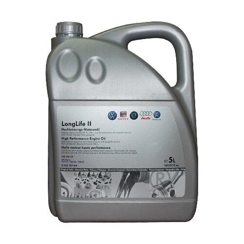Моторное масло VOLKSWAGEN LongLife II 0W-30 5 л