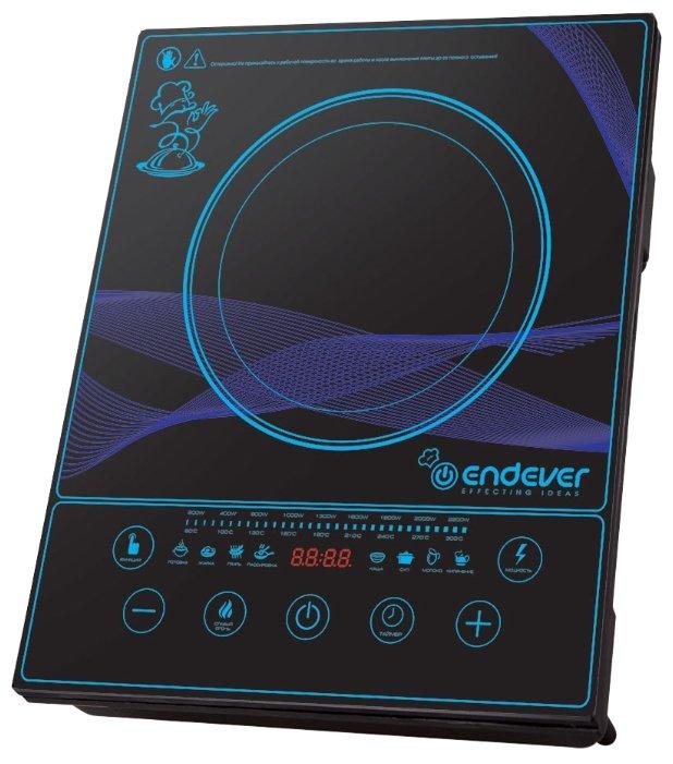 Сравнение с Endever IP-33 индукционная плита